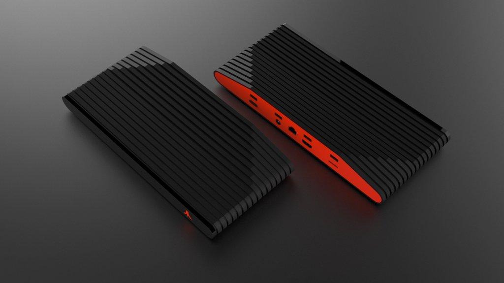 Klassisches Design,. (Foto: Atari)