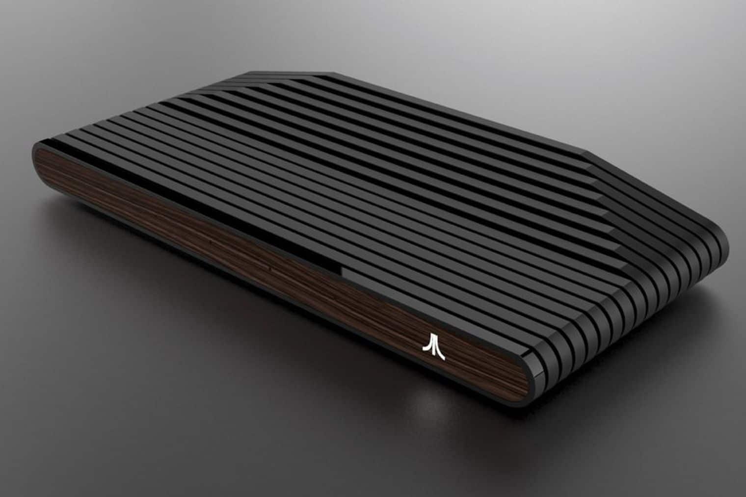 Das wird die Ataribox. (Foto: Atari)