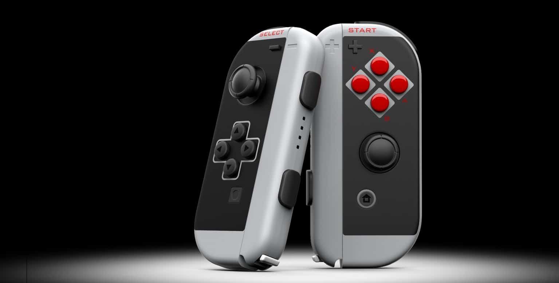 Switch Joy Con Classic: Wunderschöne Controller zum Luxuspreis