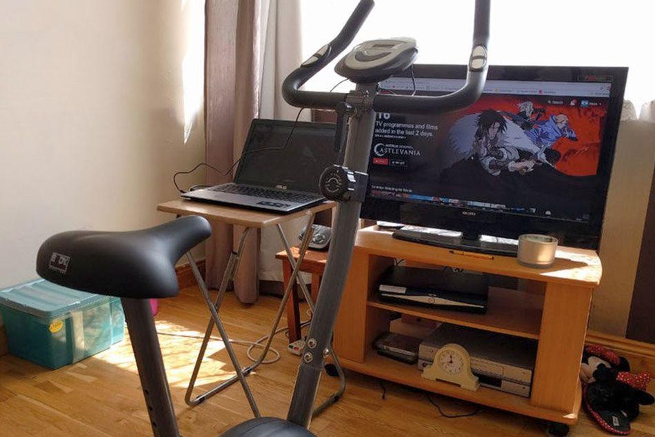 Netflix und Sport. (Foto: Ronan Byrne)