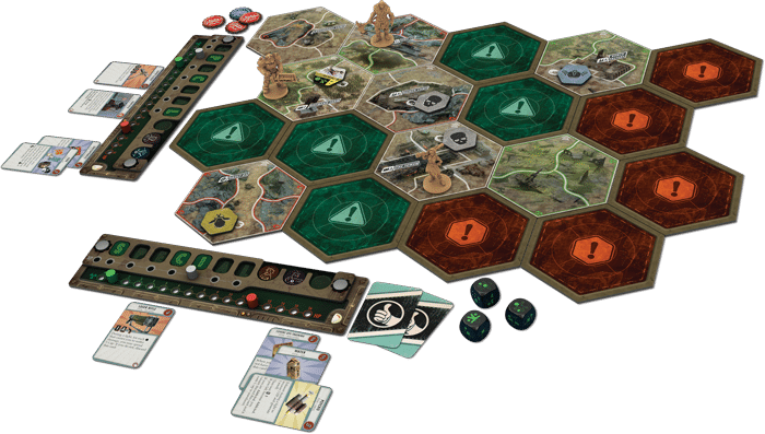 Fallout: The Board Game: Endzeit als episches Brettspiel