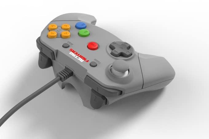 NextGen N64 Controller: Neues Gamepad für alte Konsole