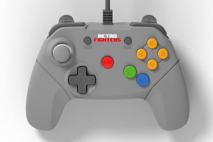 Dieser Controller ist ausschließlich fürs N64 gedacht. (Foto: Retro Fighters)