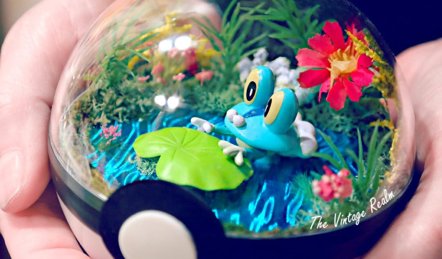 Pokémon: So sieht es in einem Pokéball wirklich aus