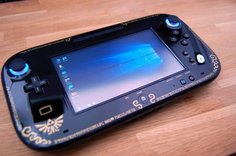 Windows trifft auf Wii U. (Foto: BanjoKazooie)