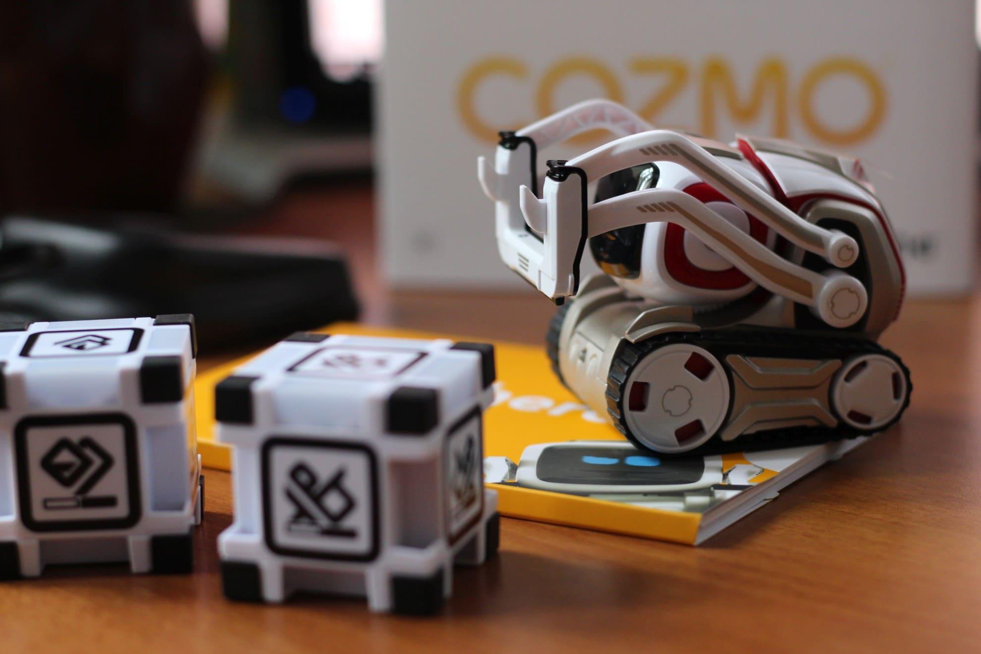 Der süße Anki Cozmo. (Foto: GamingGadgets.de)