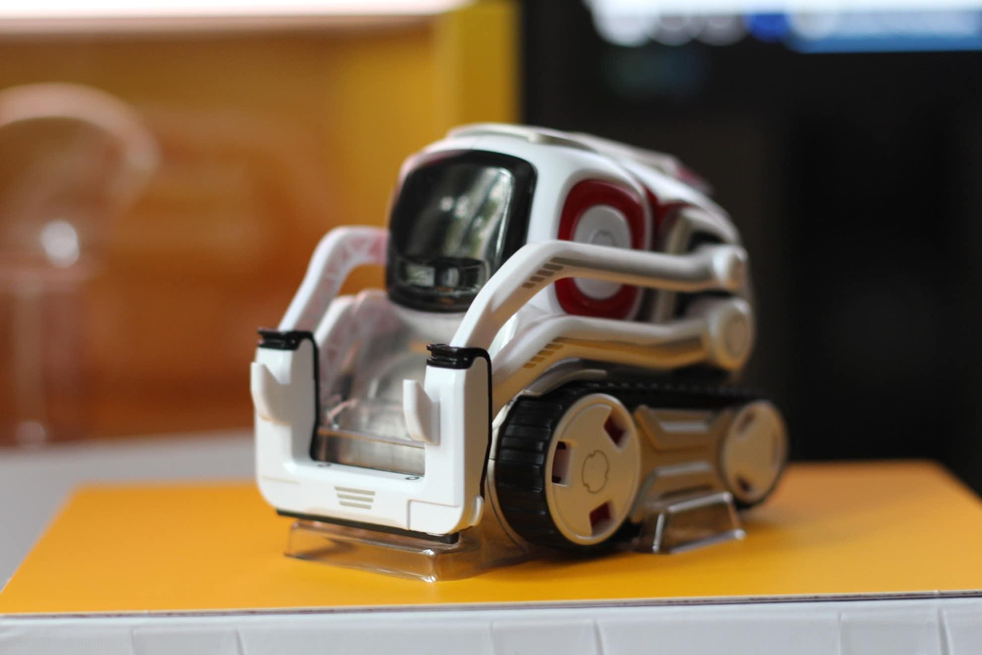 Kleiner Roboter mit vielen Fähigkeiten. (Foto: GamingGadgets.de)