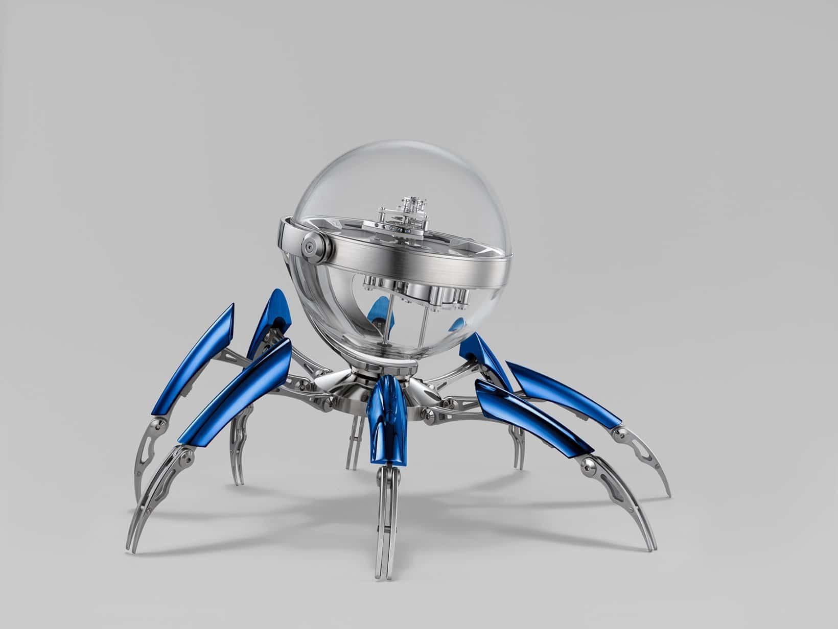 Octopod: Dieser mechanische Oktopus kostet über 30.000 Euro!