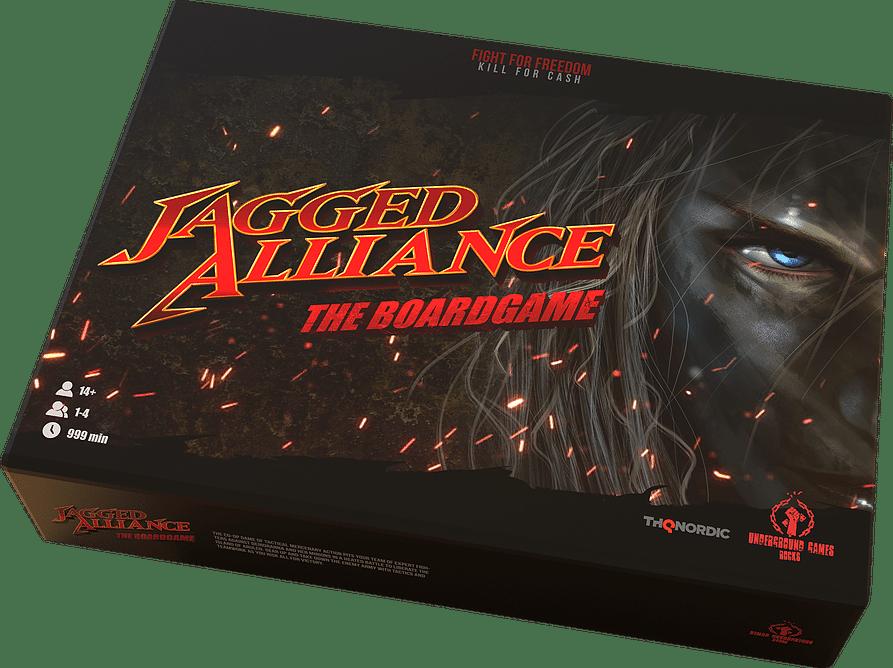 Jagged Alliance kommt wieder. (Foto: Underground Games)