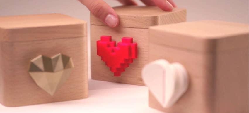 Verschickt Liebe. (Foto: Lovebox)