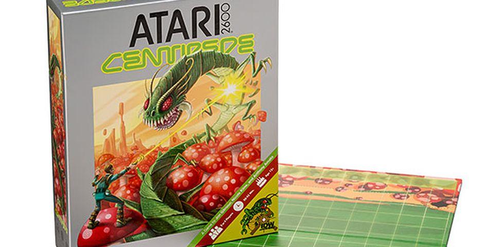 Verpackt wie ein Atari 2600-Spiel. (Foto: ThinkGeek)