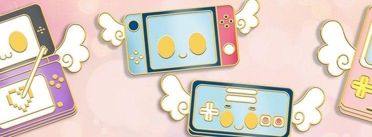Süße Pins, oder? (Foto: Kickstarter)