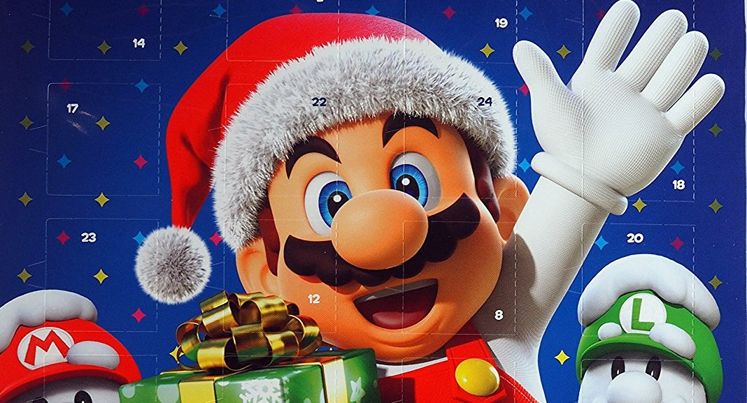 Weihnachten mit Mario. (Foto: Amazon)