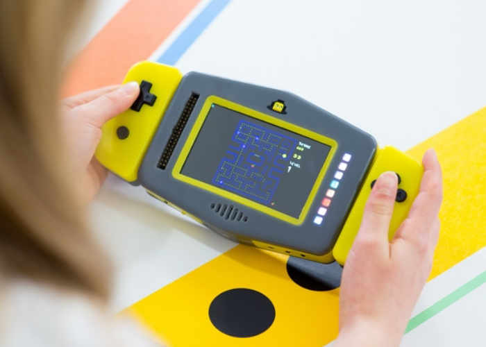 Pip Handheld: Mit dieser Konsole zockt ihr Retro-Games und lernt Programmieren