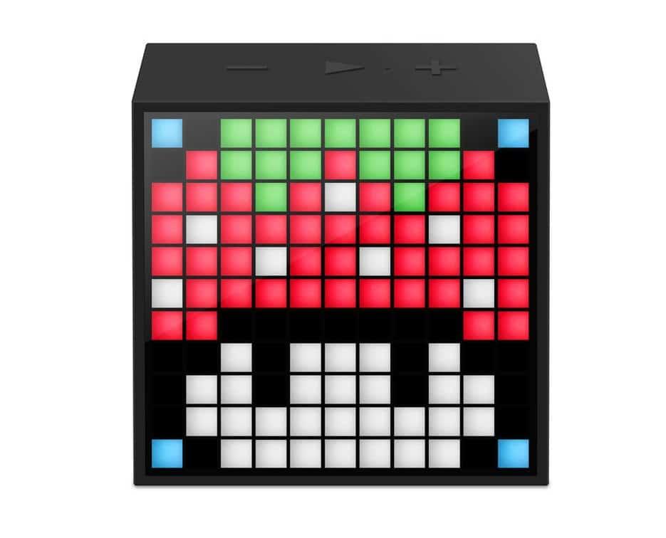 Divoom Timebox Mini: Interaktiver Pixel-Bildschirm für eure Kunstwerke