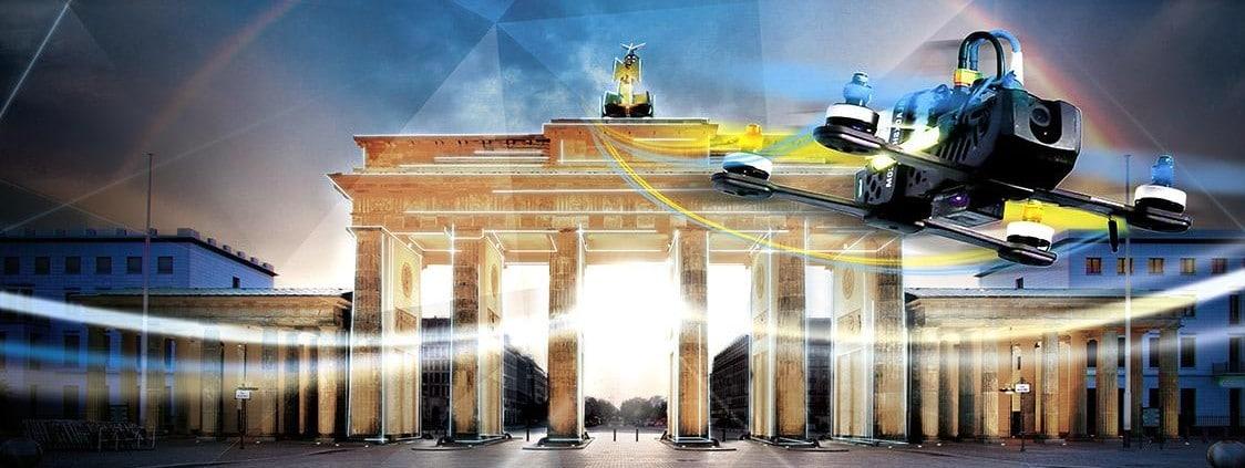 Am 2. und 3. Dezember geht es in Berlin ab. (Foto: Conrad Electronic)