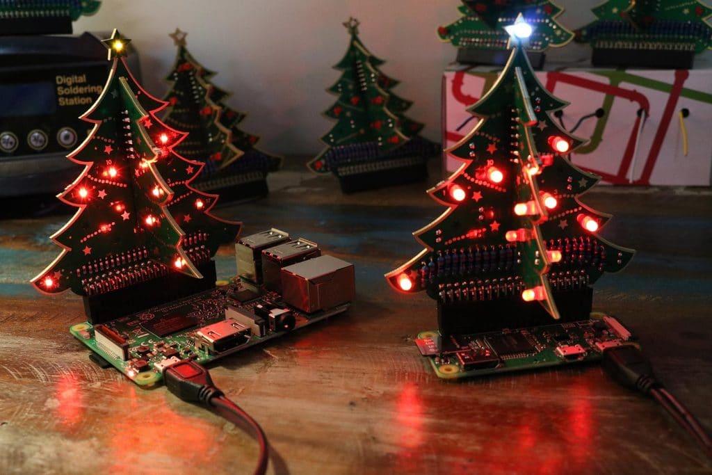 Awwww. Wie weihnachtlich. (Foto: thepihut.com)