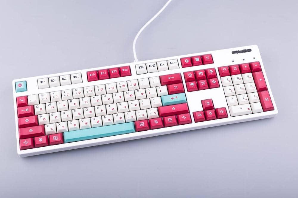 So könnte euer Keyboard aussehen. (Foto: The Key Company)