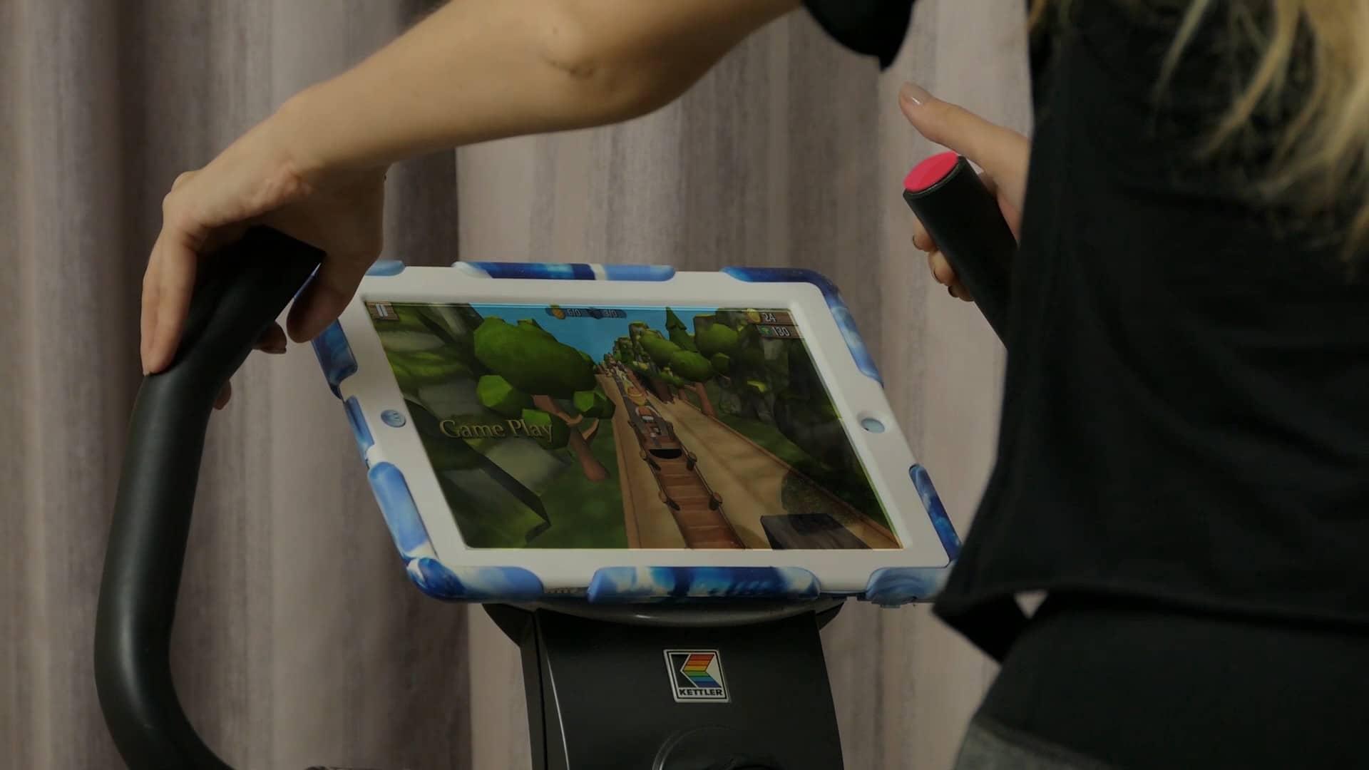 Playbike: Fahrradtrainer zum Spielen