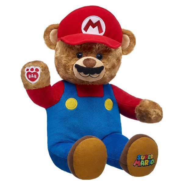 Super Mario B…ear: Der Nintendo-Held als Teddy?!