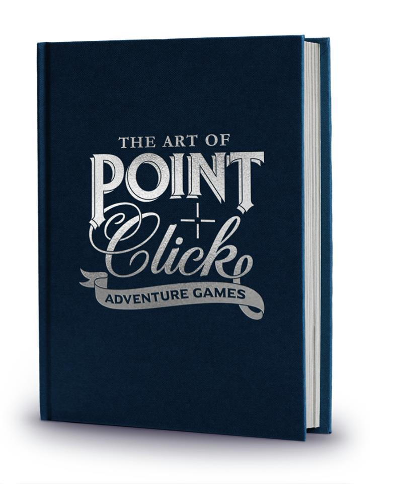 The Art of Point & Click Adventure Games: Kult in Buchform
