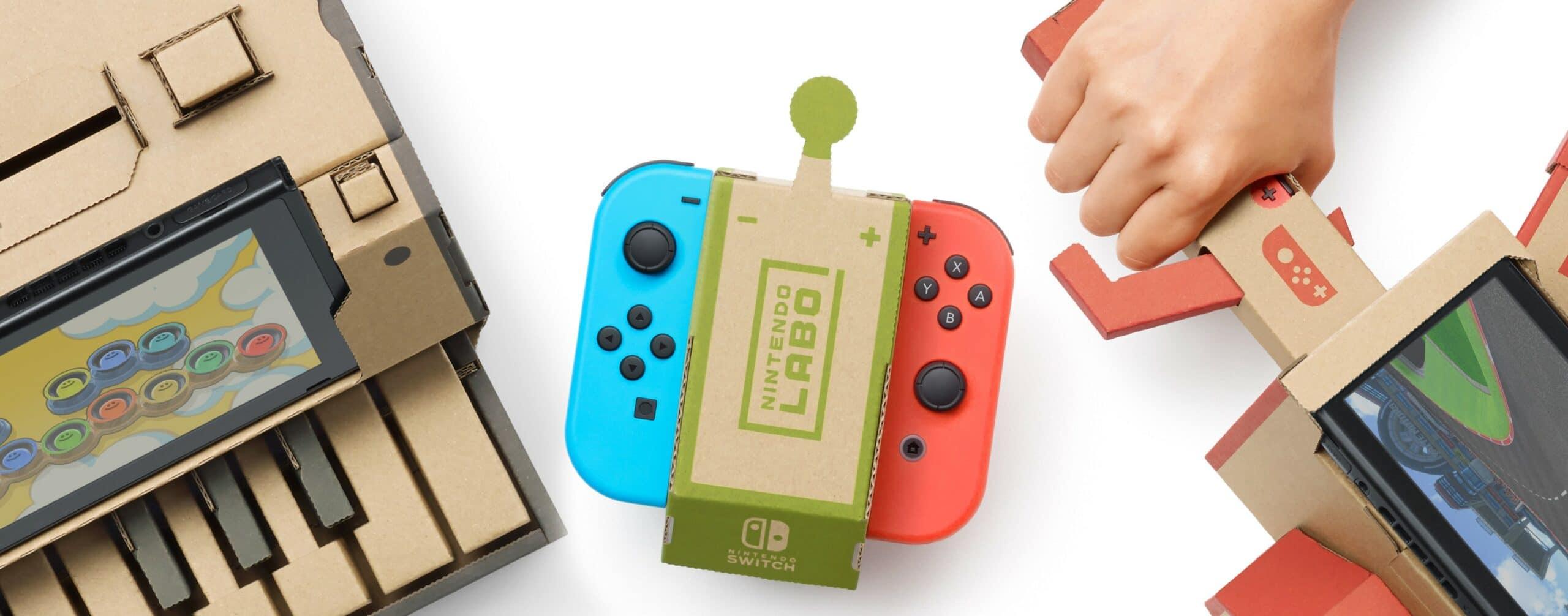 Cool oder Einweg-Spielerei? (Foto: Nintendo)