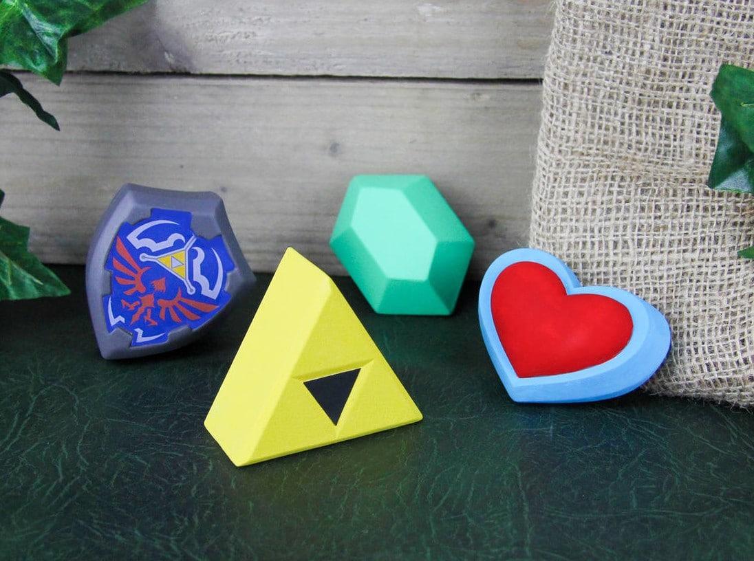 Sind sie nicht süß, diese Zelda Stressbälle? (Foto: GetDigital)