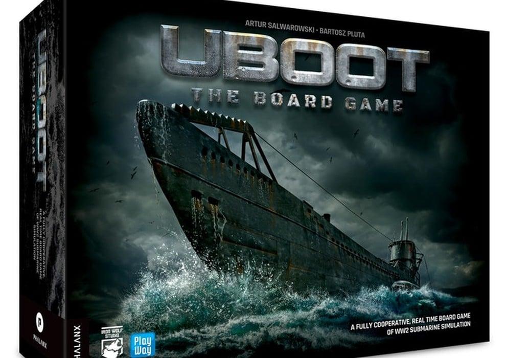 Ab ins Meer mit UBoot. (Foto: Phalanx)