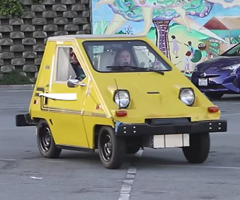Ein Auto? Ja, auch. (Foto: Screenshot / YouTube)