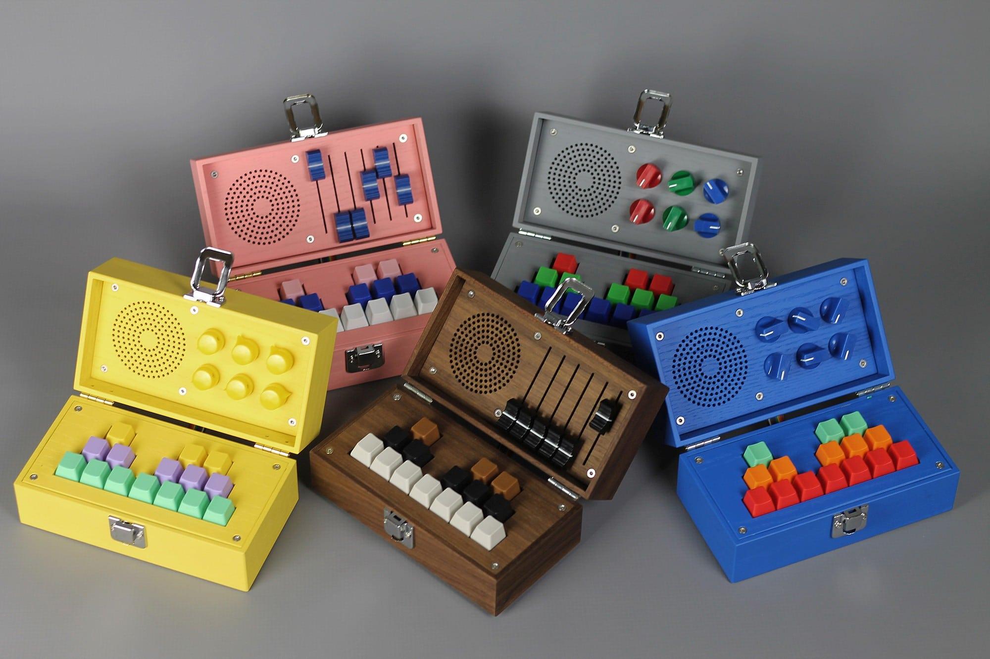 Bivalvia Synthesis: Musiziert mit diesem Retro-Spielzeug