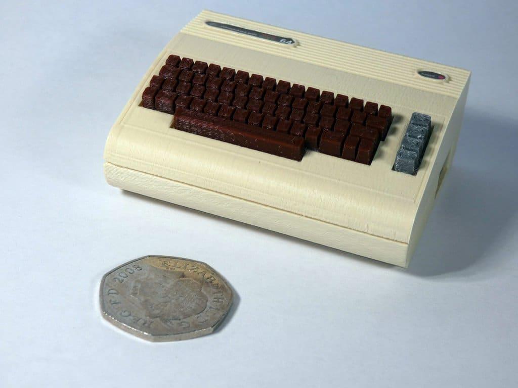 C64 Mini: Baut euch einen kleinen Brotkasten für unter 60 Euro!
