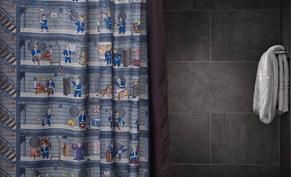 Duschen wie die Fallout-Profis. (Foto: ThinkGeek)