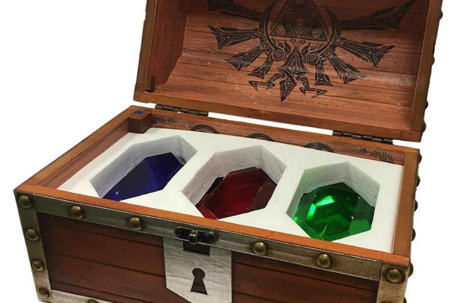Eine Kiste für Zelda-Fans. (Foto: Merchoid)