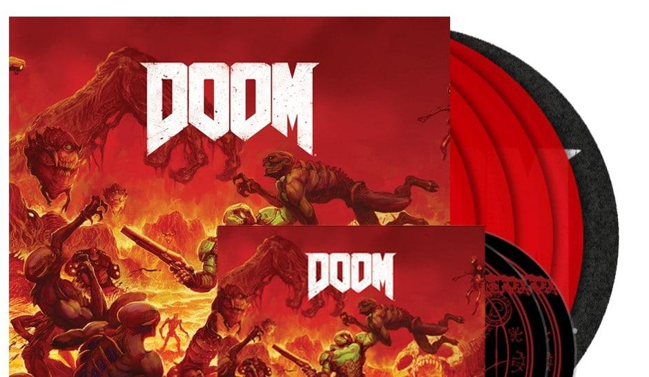 DOOM: Stimmungsvoller Soundtrack auf Vinyl und CD
