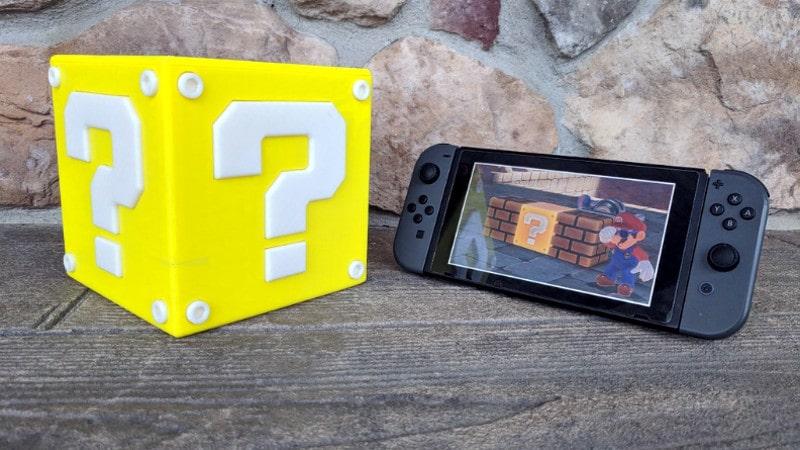 Super Mario Bros.: Dieser Fragezeichenblock spuckt Münzen aus