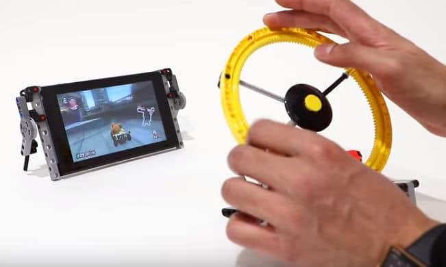 Nintendo Labo: Robotik-Alternativen mit LEGO gebaut