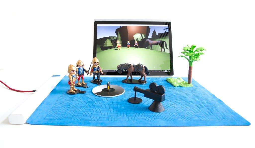 Project Zanzibar: Microsofts neuartige Spielematte