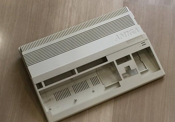 Commodore Amiga 500: Neue Gehäuse für den Kultrechner