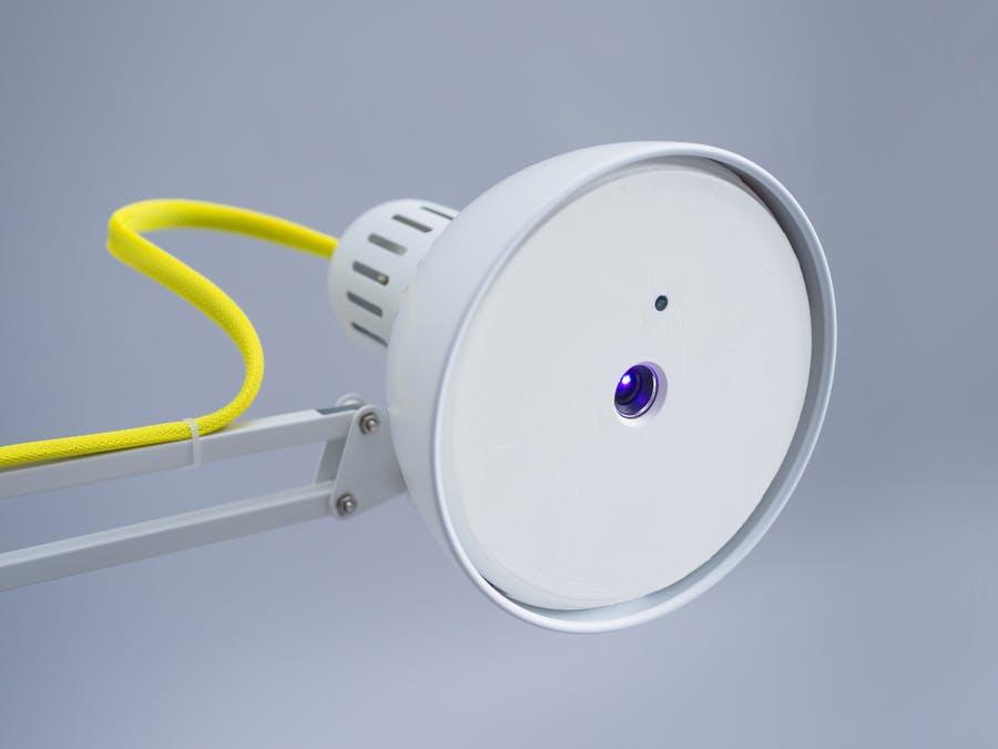 Lantern: Aus einer IKEA-Lampe wird ein Augmented-Reality-Projektor