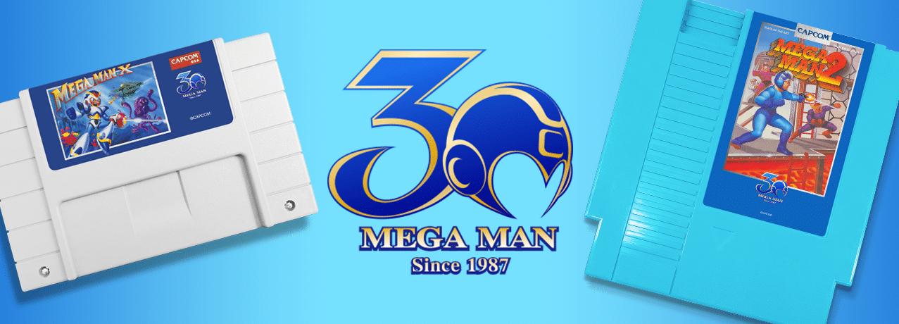 Mega Man X & 2: Retro-Neuauflagen für NES und SNES