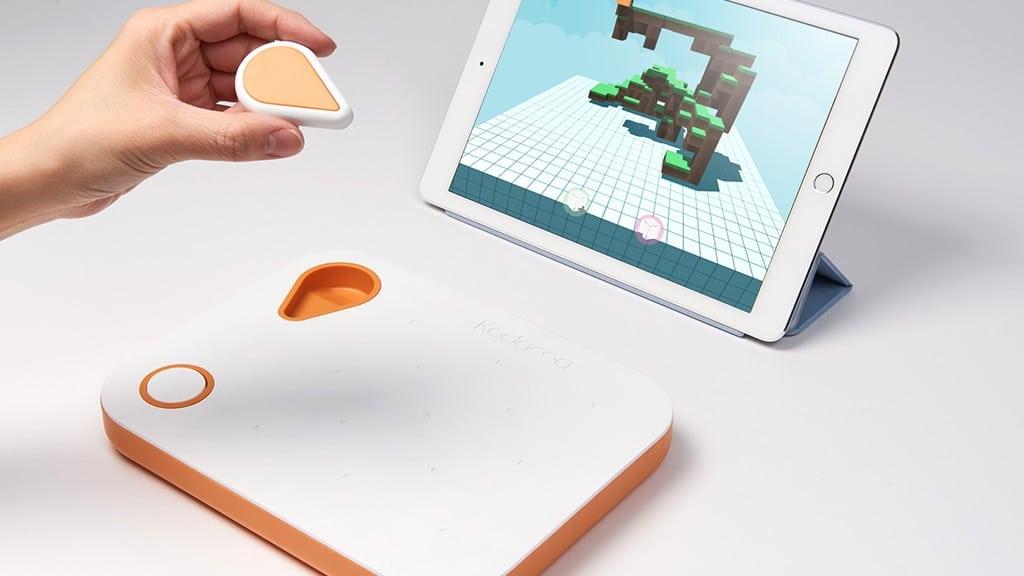 Eine neuartige 3D-Maus. (Foto: Charles Leclercq)