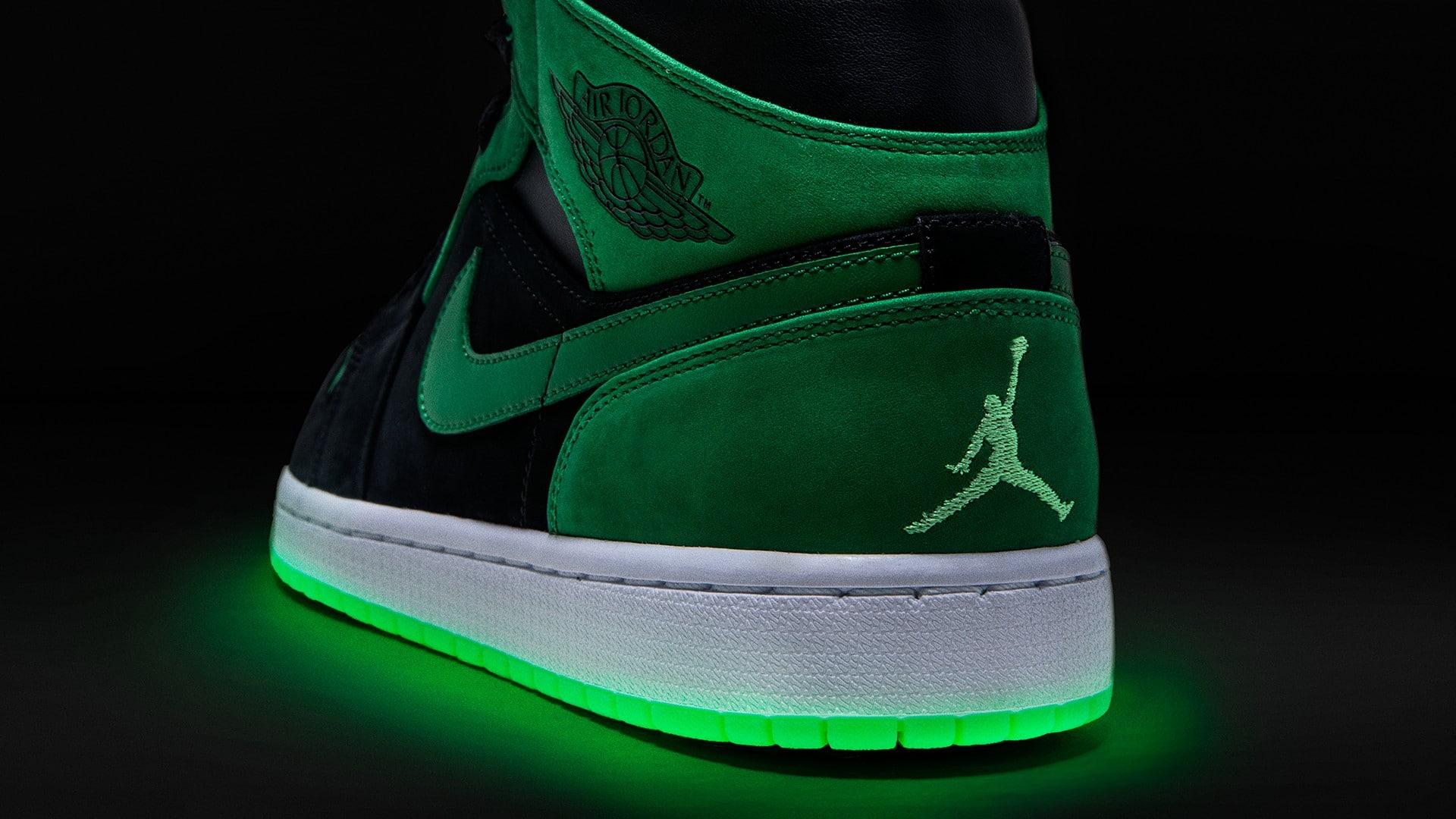 Xbox Green & Black Air Jordan I: Perfekte Sneakers für Gamer?!