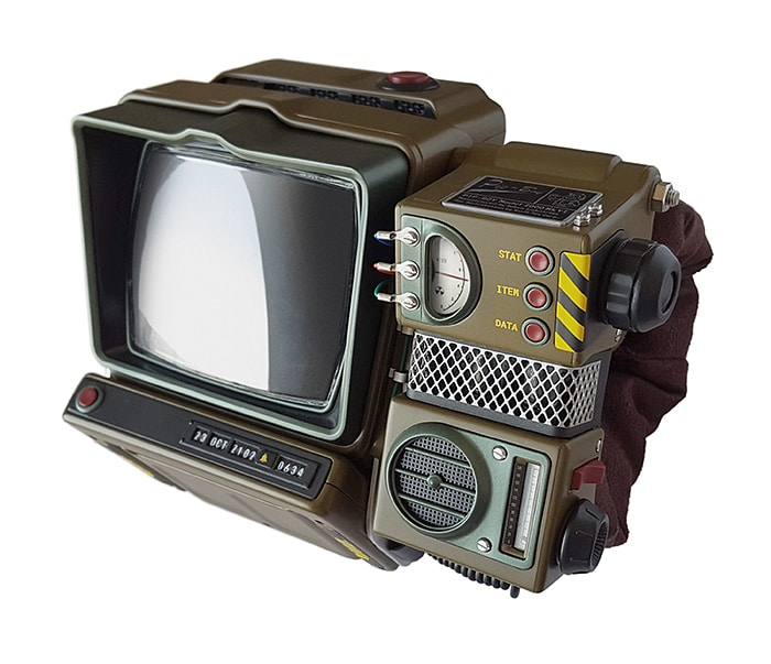 Wollt ihr euch den Pip-Boy aus Fallout 76 bauen? (Foto: ThinkGeek)
