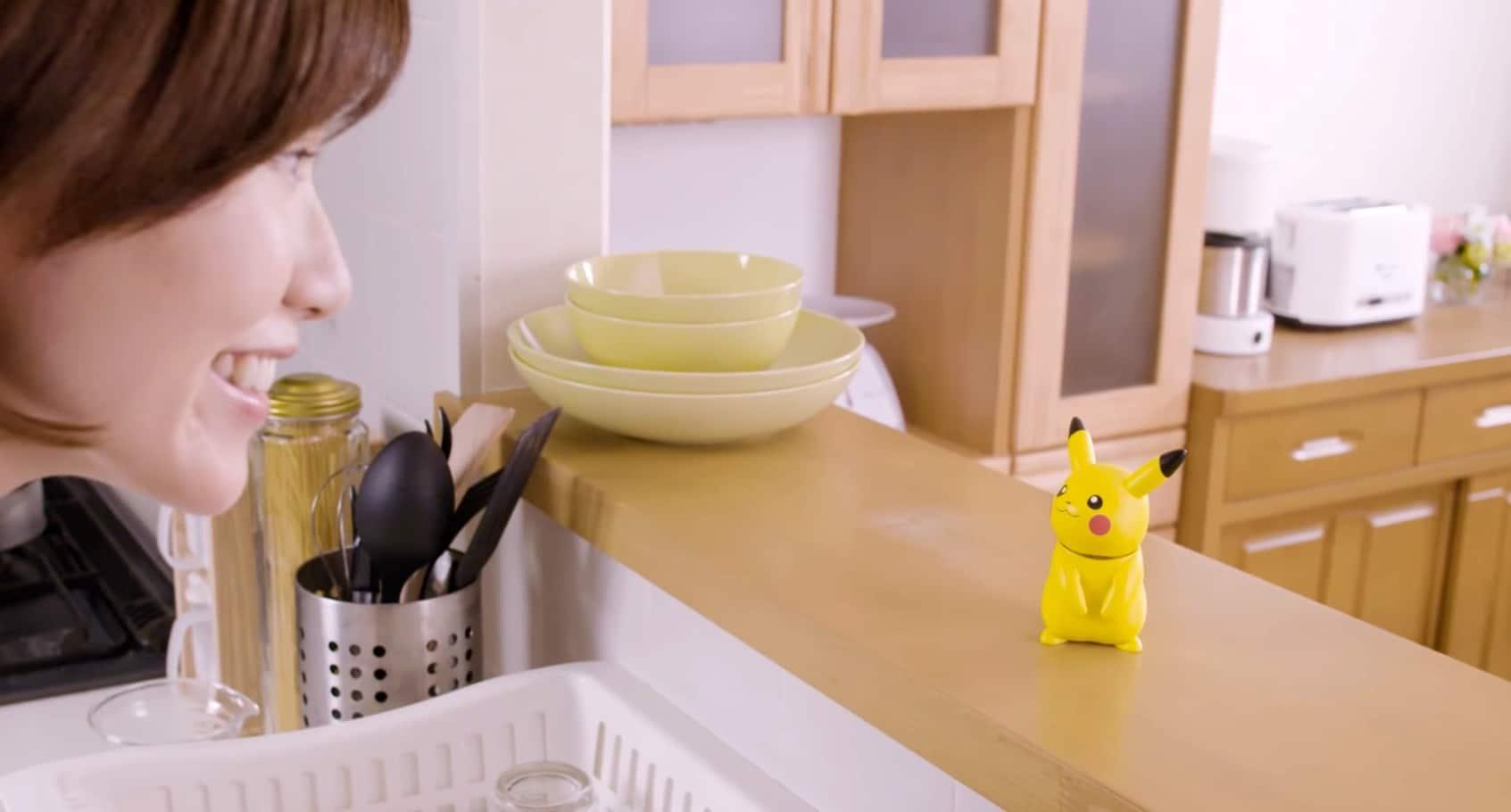 HelloPika: Pikachu als sprechender Roboter