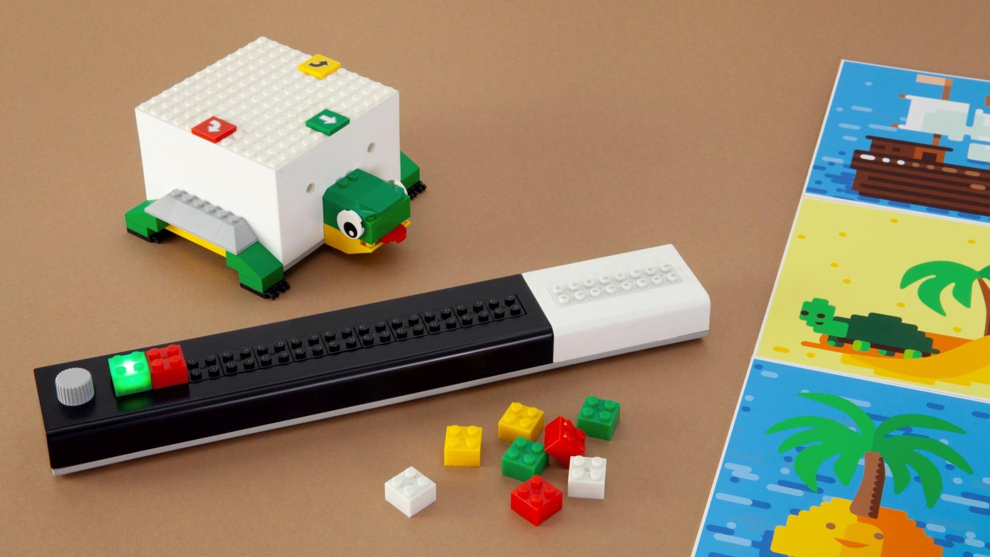 Lomo: Mit LEGO-Bausteinen spielerisch Programmieren lernen