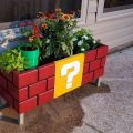 Mario Planter Box. (Foto: drickman156 / Instructables)