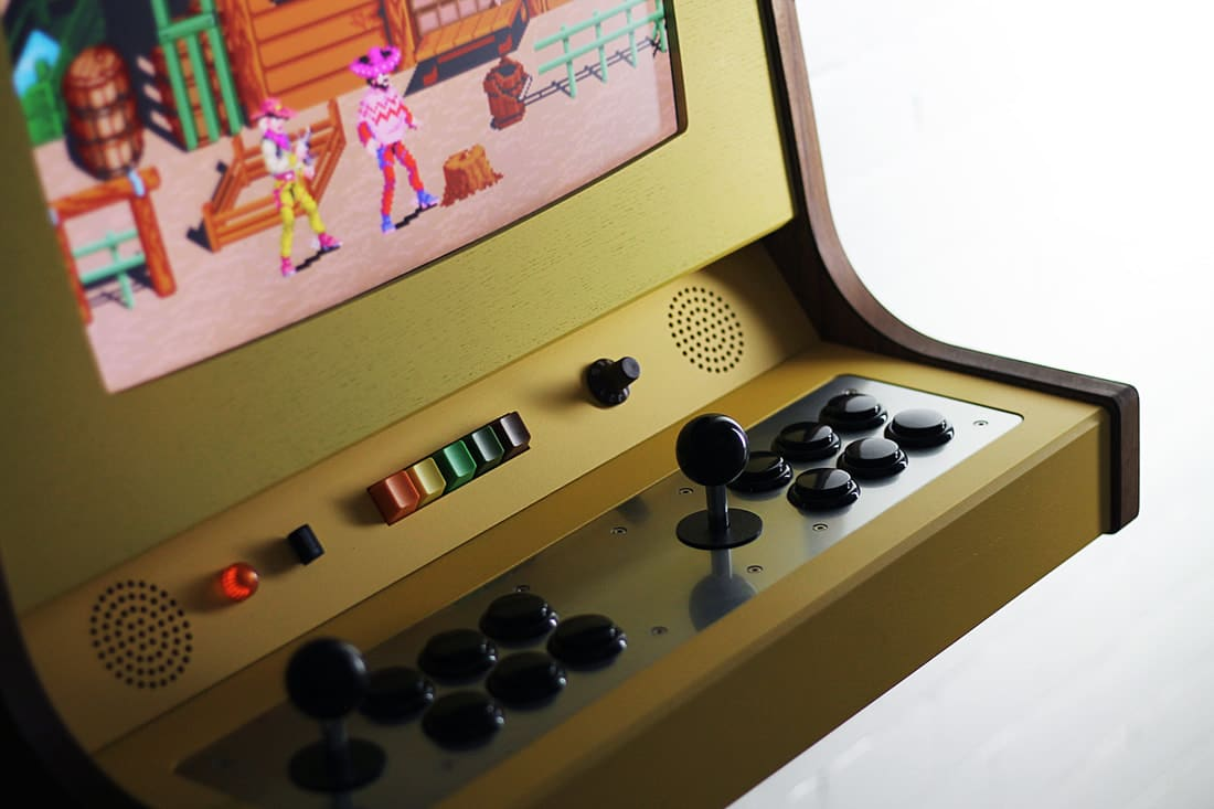 OriginX: Dieser geniale Spielautomat hängt an der Wand