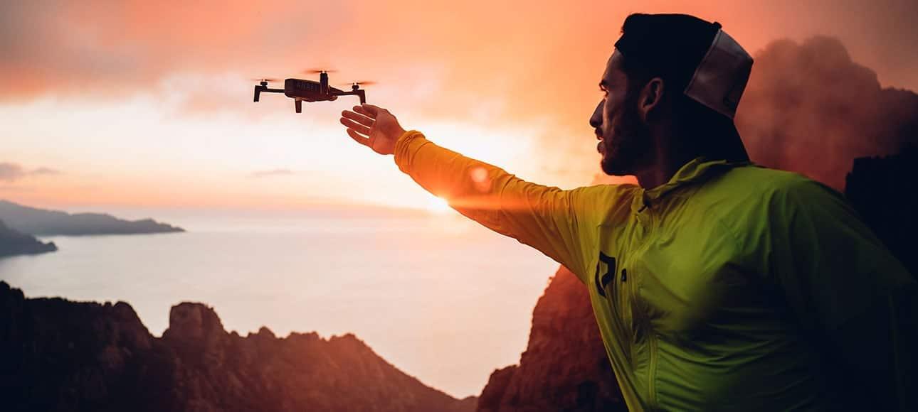 Parrot Anafi: Flexible 4K-Drohne für den Rucksack