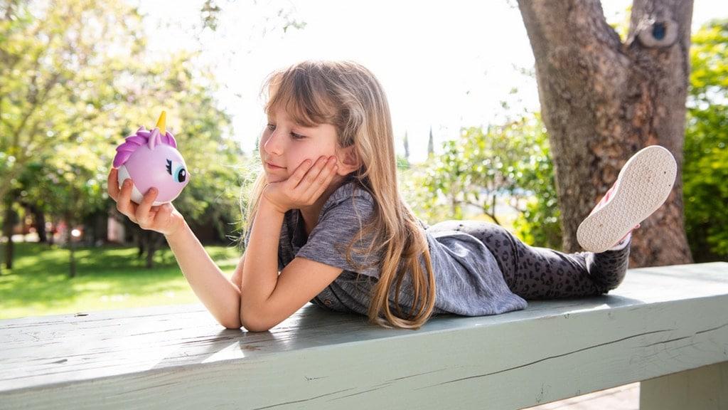Storyball: Smarter Spielball für Kinder