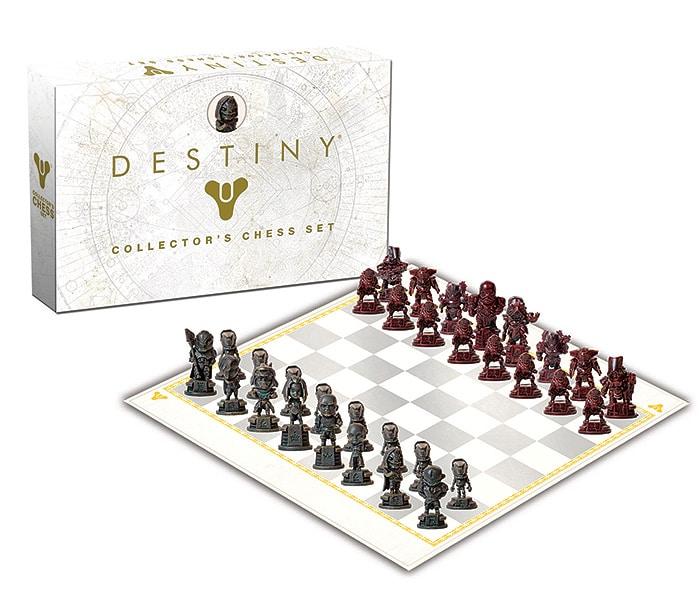 Destiny Collector's Chess Set: Das MMOFPS als Schachspiel